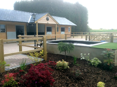 Profurb Construction projects - Equestrian and specialised projects